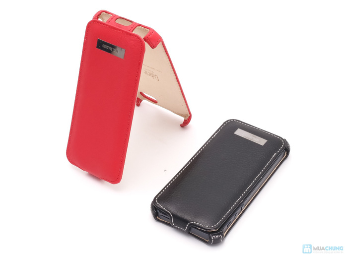 Bao da Iphone 5 VIVA nắp đạy - 7