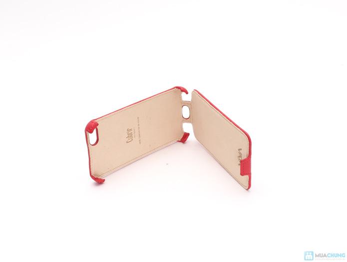 Bao da Iphone 5 VIVA nắp đạy - 1