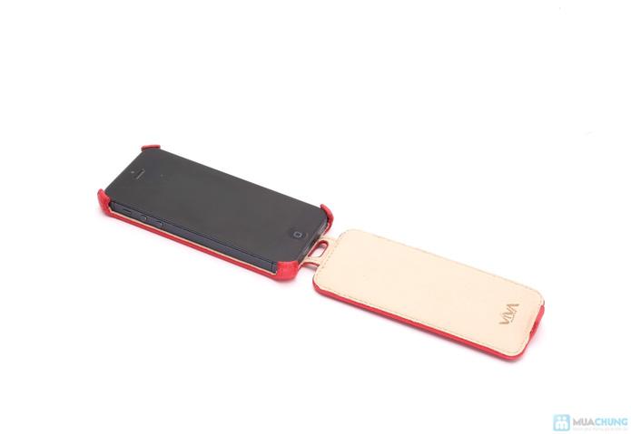 Bao da Iphone 5 VIVA nắp đạy - 3
