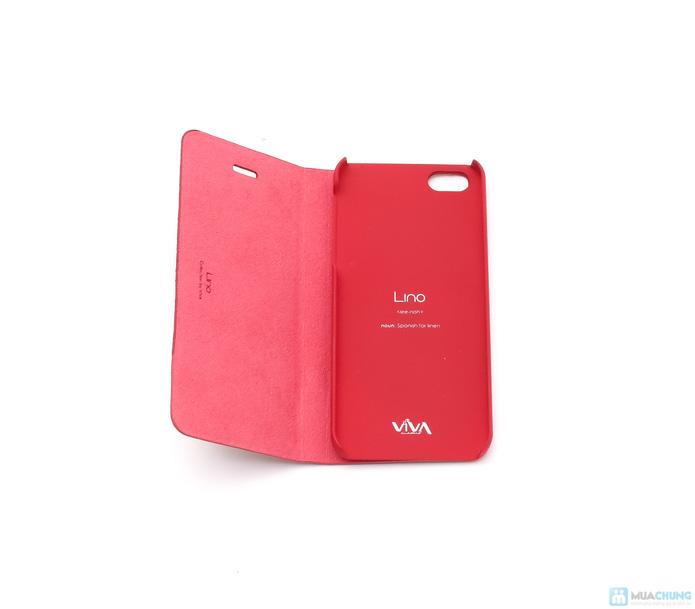 Bao da Iphone 5 VIVA nắp đạy - 9
