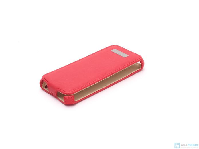 Bao da Iphone 5 VIVA nắp đạy - 2