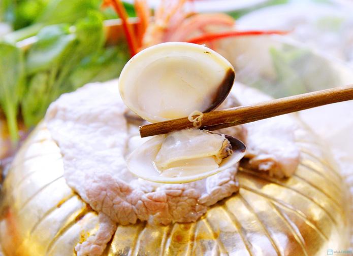 Thỏa thích ăn buffet lẩu nướng 2 trong 1 tại nhà hàng lẩu nướng Hồng Kông - 10