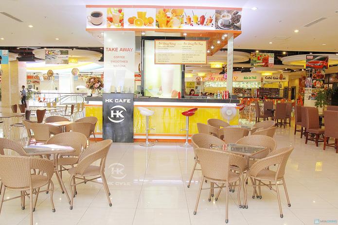 Thỏa thích ăn buffet lẩu nướng 2 trong 1 tại nhà hàng lẩu nướng Hồng Kông - 1