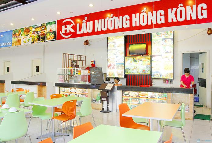 Thỏa thích ăn buffet lẩu nướng 2 trong 1 tại nhà hàng lẩu nướng Hồng Kông - 11