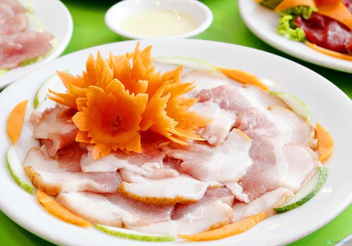 Thỏa thích ăn buffet lẩu nướng 2 trong 1 tại nhà hàng lẩu nướng Hồng Kông - 8