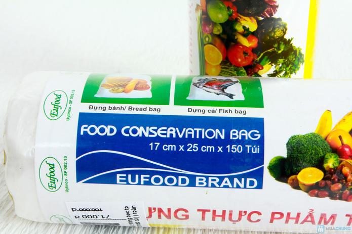 2 cuộn túi đựng thực phẩm tự hủy sinh học - 5