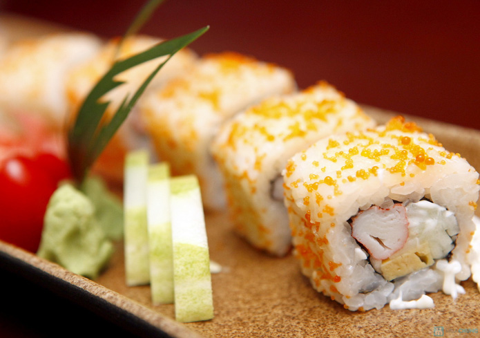 Set Ăn 01 người tại Nhà hàng Koto BBQ Sushi - 6
