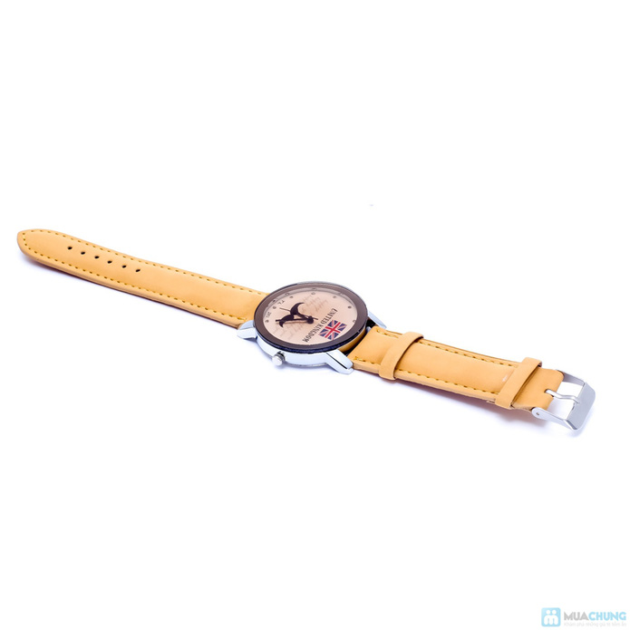 Đồng hồ hình râu cá tính - 7