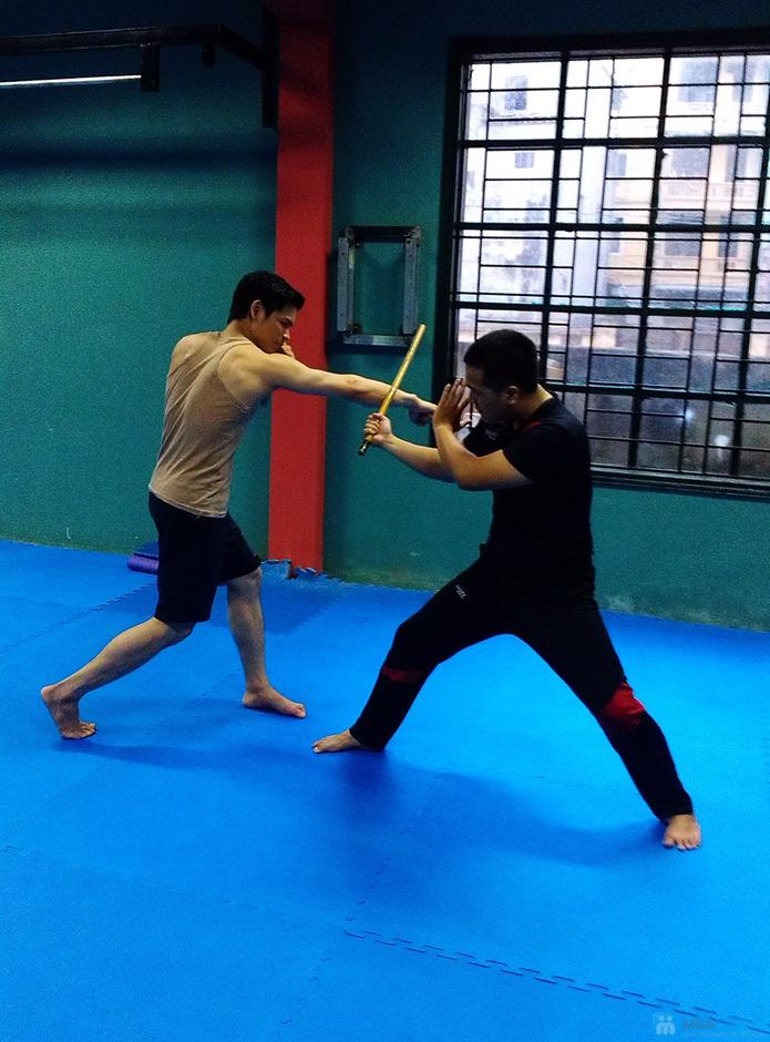 Khóa học Võ gậy Arnis 1 tháng tại Trung tâm KickFit Việt Nam - 4