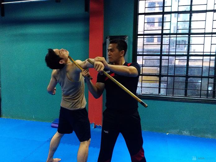 Khóa học Võ gậy Arnis 1 tháng tại Trung tâm KickFit Việt Nam - 5
