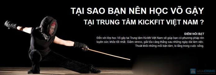 Khóa học Võ gậy Arnis 1 tháng tại Trung tâm KickFit Việt Nam - 3