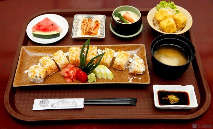 Set Ăn 01 người tại Nhà hàng Koto BBQ Sushi - 8