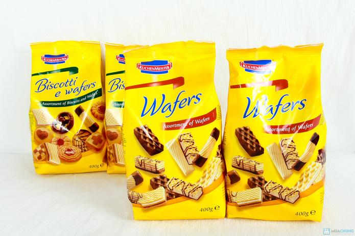 2 gói Bánh Wafers - 6