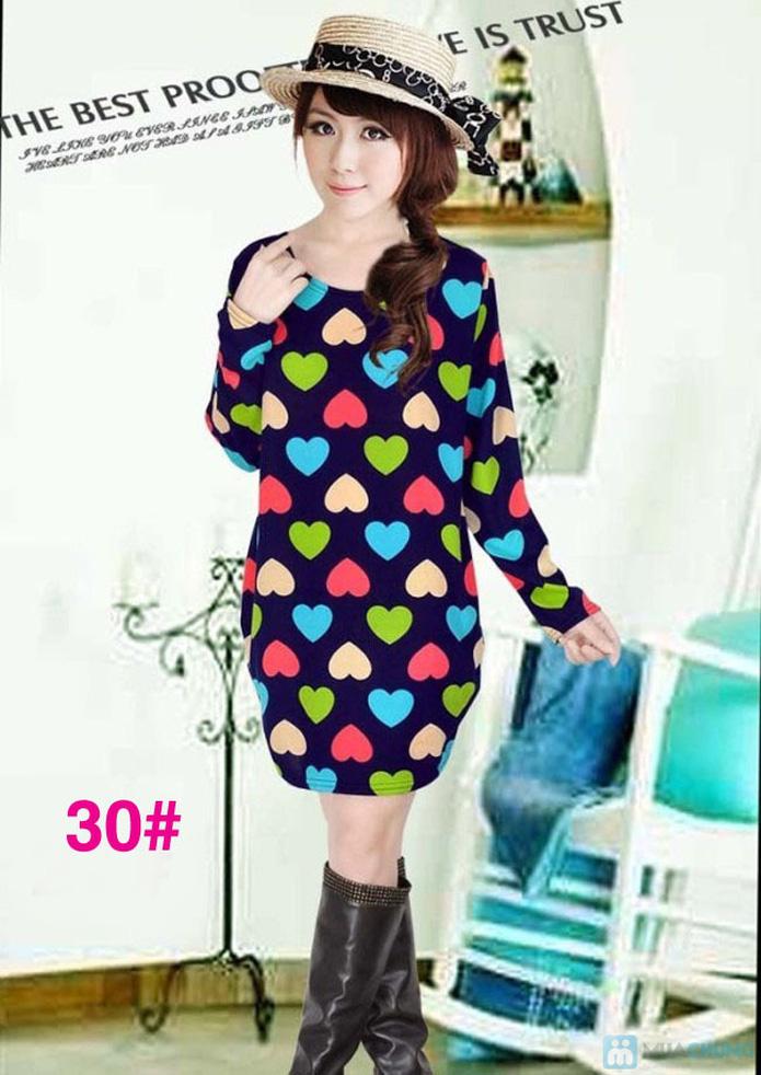 Đầm free size - 4