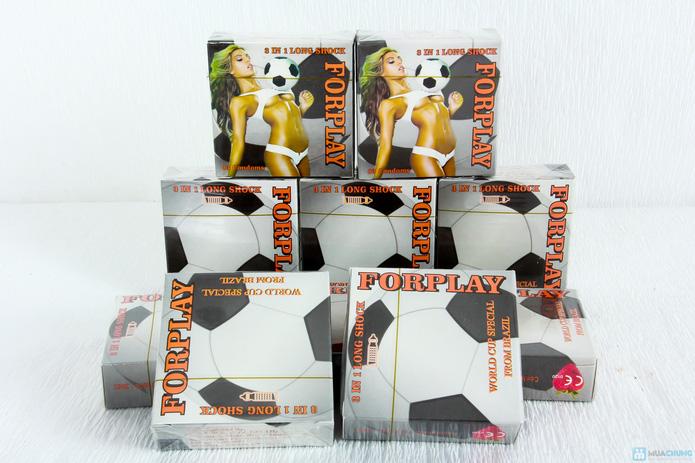 10 hộp bao cao su siêu mỏng Forplay (30 cái) - 1
