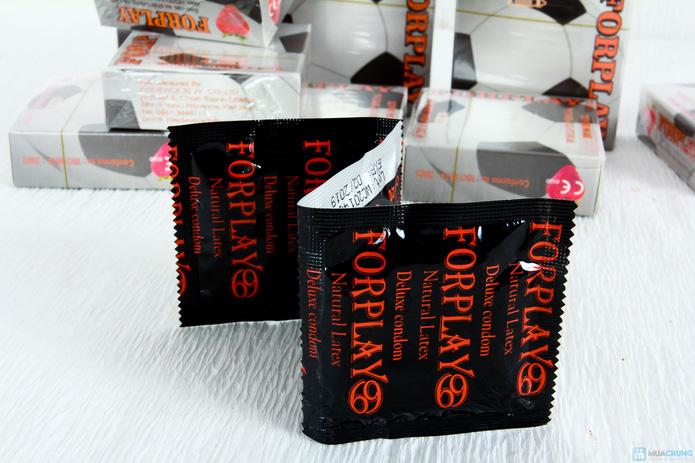 10 hộp bao cao su siêu mỏng Forplay (30 cái) - 4