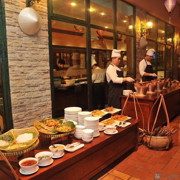 Café Central An Đông -Buffet tối cuối tuần đẳng cấp 5 sao - 1