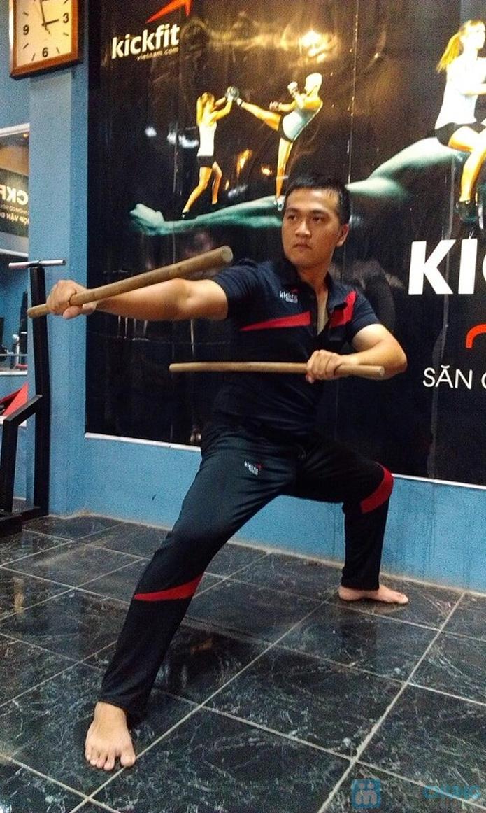 Khóa học Võ gậy Arnis 1 tháng tại Trung tâm KickFit Việt Nam - 2