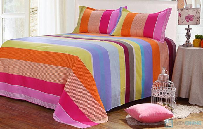 Bộ Drap giường kiểu dáng Hàn Quốc - 2