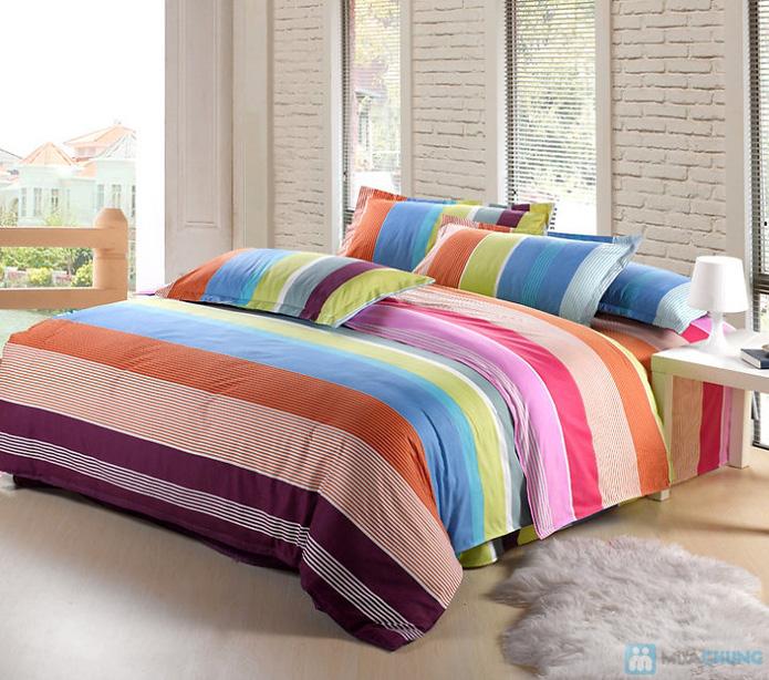 Bộ Drap giường kiểu dáng Hàn Quốc - 6