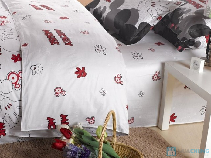 Bộ Drap giường kiểu dáng Hàn Quốc - 9