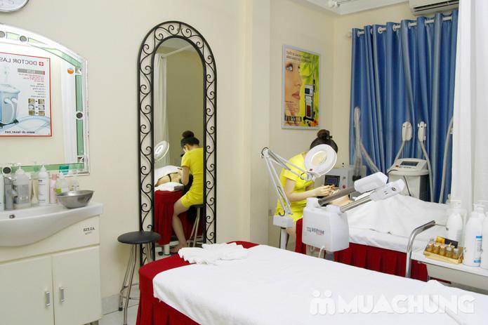 Chăm sóc da mặt bằng mặt nạ dát vàng tại Thẩm mỹ Khánh Phương - 36