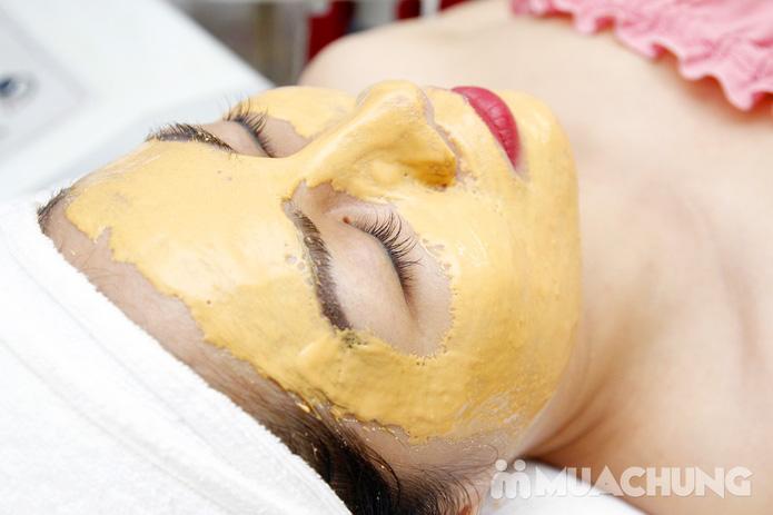 Chăm sóc da mặt bằng mặt nạ dát vàng tại Thẩm mỹ Khánh Phương - 2