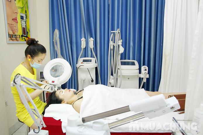 Chăm sóc da mặt bằng mặt nạ dát vàng tại Thẩm mỹ Khánh Phương - 37