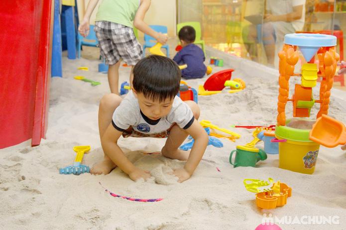 Bé vui chơi ở trang trại giáo dục Erahouse - 8