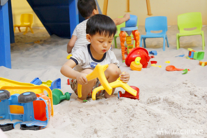 Bé vui chơi ở trang trại giáo dục Erahouse - 3