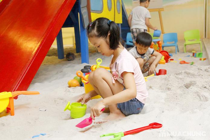 Bé vui chơi ở trang trại giáo dục Erahouse - 2