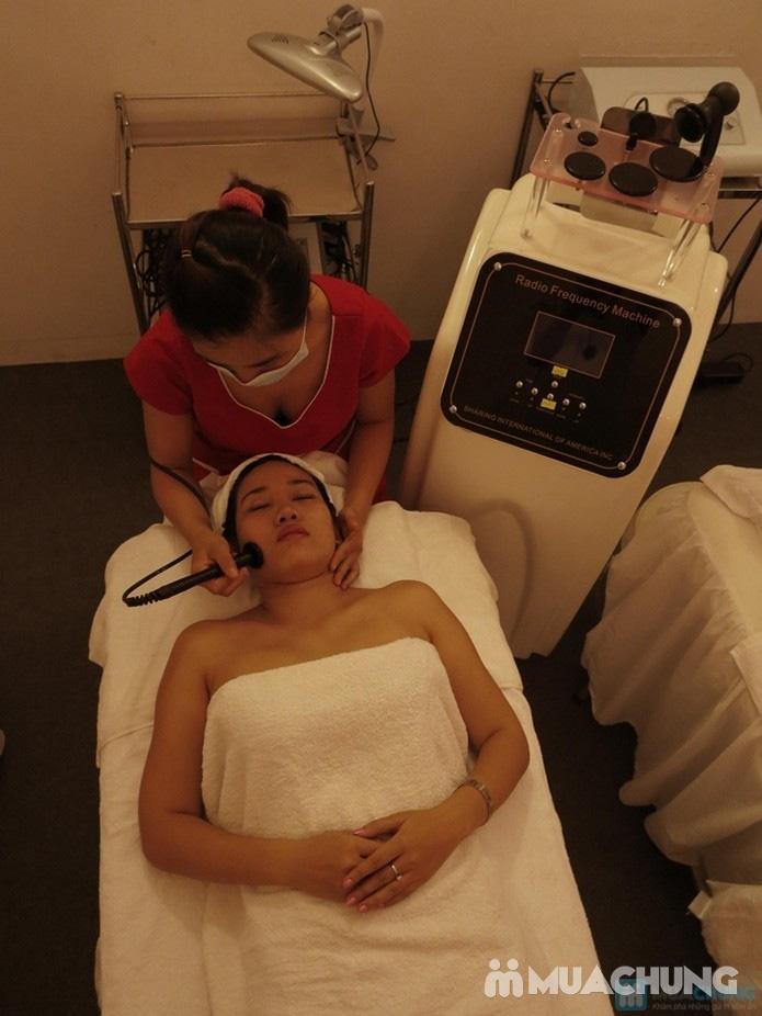 Nâng cơ, giảm nhăn và trẻ hóa da với công nghệ cao sóng RF 60' tại Spa Đẹp 360 - 5