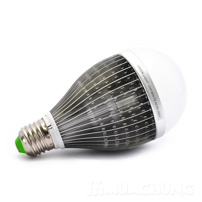 Bóng đen led 12W - Green Light - 4