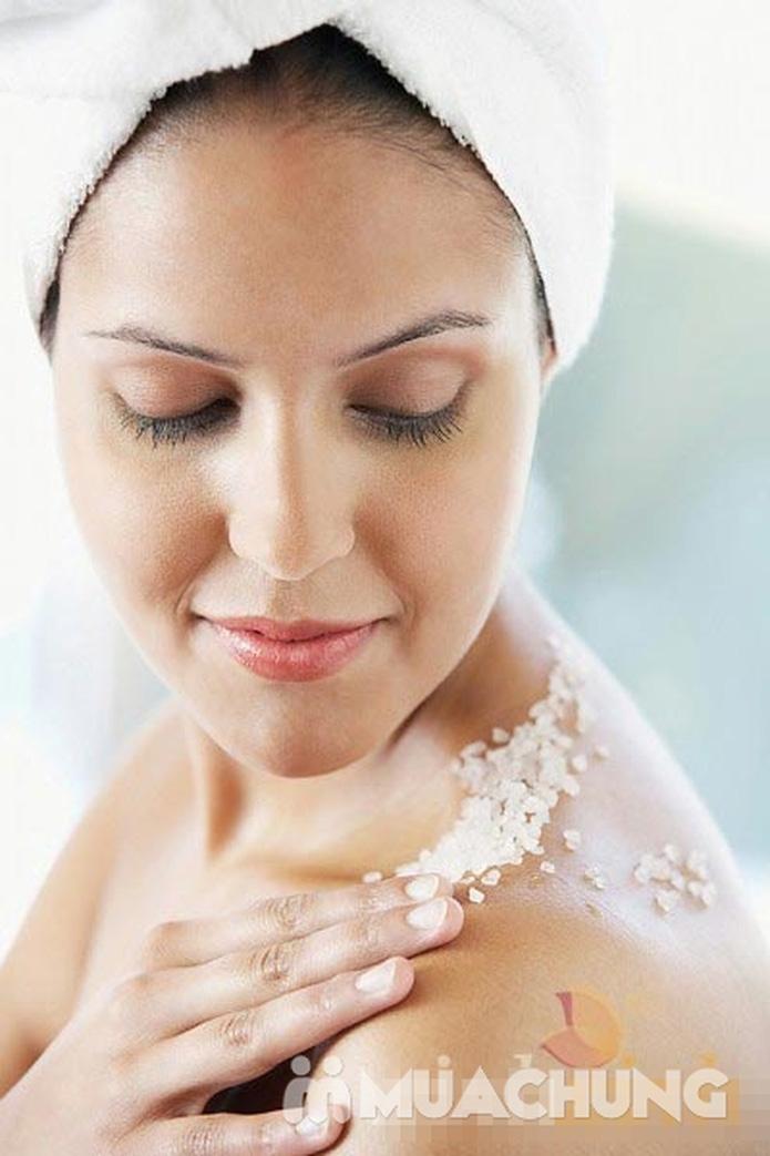 Trọn gói 4 dịch vụ điều trị sẹo rỗ, se nang lông, trị thâm, trắng mịn da mặt  - 2