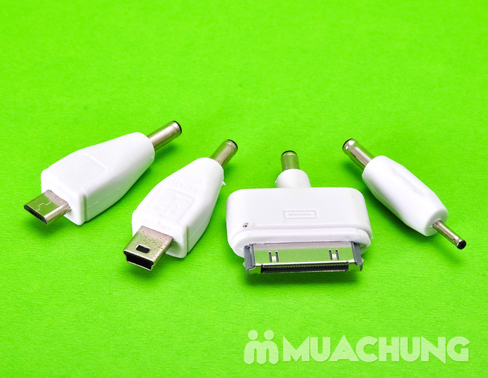 Pin sạc dự phòng CoolBox (ipad + Iphone + samsung) - 26000mAh - 5