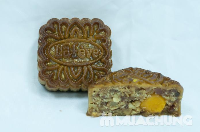 Bánh trung thu La Fève Barkery hộp 4 bánh - 6