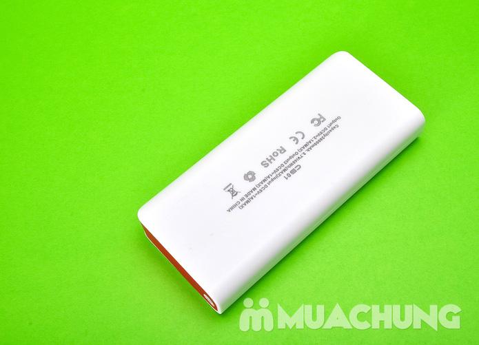 Pin sạc dự phòng CoolBox (ipad + Iphone + samsung) - 26000mAh - 4