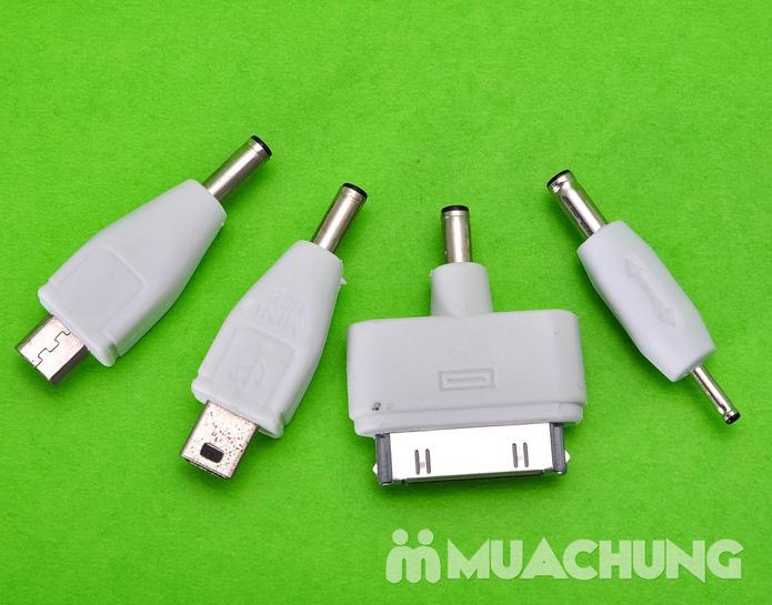 Pin sạc dự phòng CoolBox (ipad + Iphone + samsung) - 26000mAh - 6