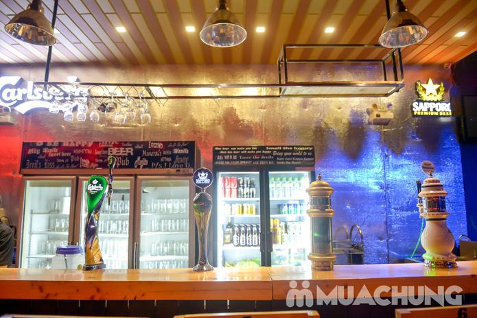 Phiếu giảm giá tại nhà hàng Legend Pub & Beer - 11