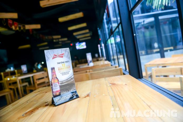 Phiếu giảm giá tại nhà hàng Legend Pub & Beer - 9