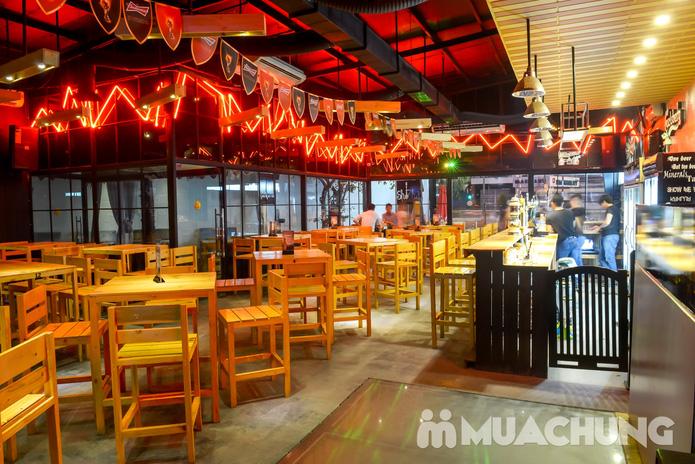 Phiếu giảm giá tại nhà hàng Legend Pub & Beer - 4