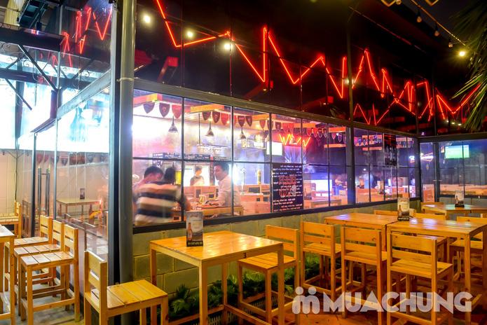 Phiếu giảm giá tại nhà hàng Legend Pub & Beer - 2