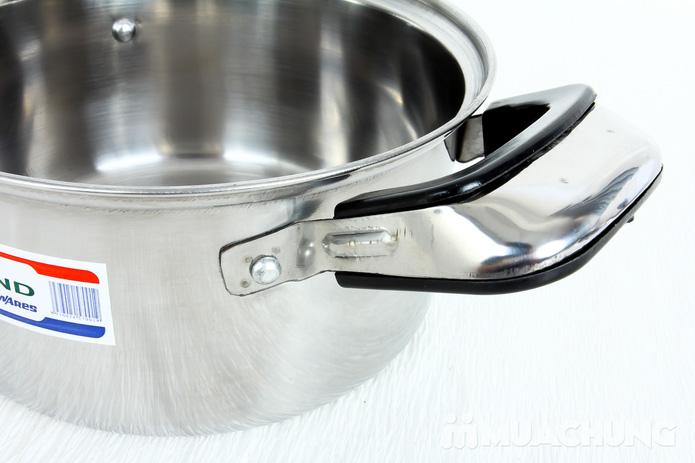 Bộ 3 nồi inox Newland dùng được cho bếp từ - 7
