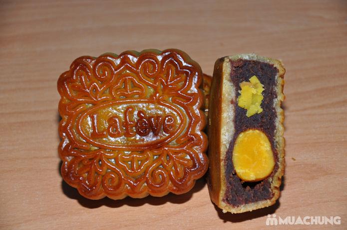 Bánh trung thu Lafeve Barkery hộp 2 bánh - 5
