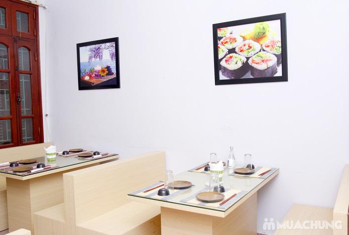 voucher tại nhà hàng Điểm hẹn Sushi Bar - 18