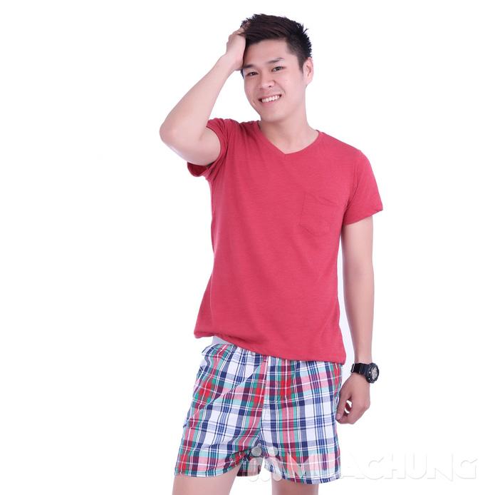 Combo 02 quần short nam cao cấp - 5