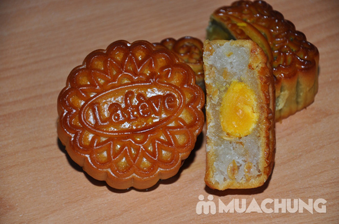 Bánh trung thu Lafeve Bakery hộp 4 bánh - 3