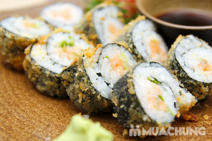 voucher tại nhà hàng Điểm hẹn Sushi Bar - 3