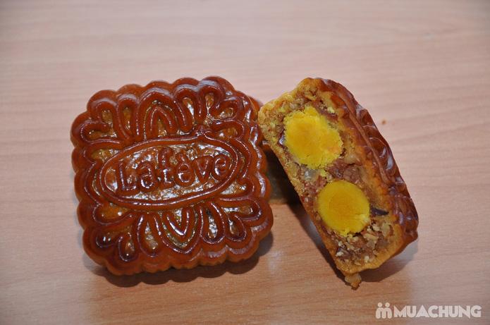Bánh trung thu Lafeve Bakery hộp 4 bánh - 2
