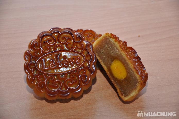 Bánh trung thu Lafeve Bakery hộp 4 bánh - 1